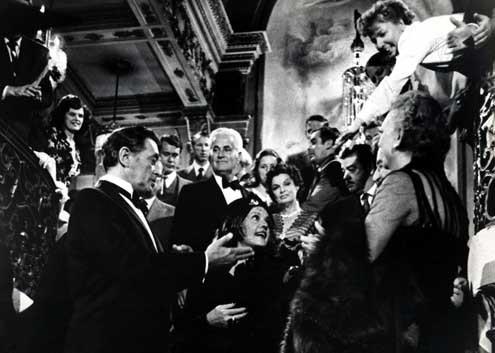 Le Dernier Nabab : Photo Elia Kazan, Jeanne Moreau, Robert Mitchum