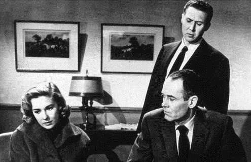 Le Faux Coupable : Photo Anthony Quayle, Henry Fonda, Vera Miles