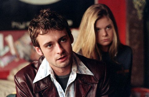 Dead Like Me : Photo Callum Blue, Ellen Muth