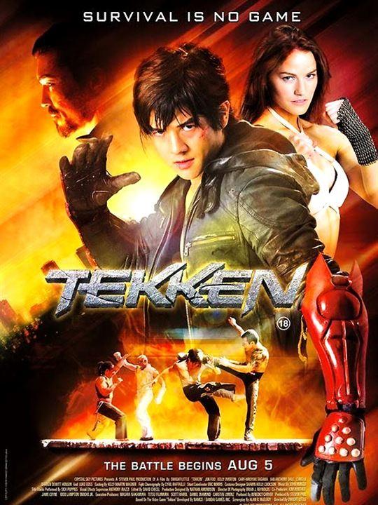 Tekken : Affiche