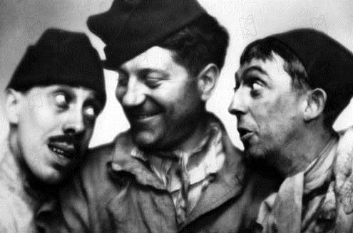 Les Gaîtés de l'escadron : Photo Fernandel, Jean Gabin, Maurice Tourneur, Roland Armontel