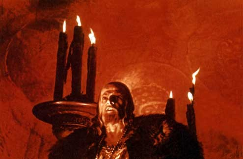 Ivan le terrible 2 : Photo Nikolai Cherkasov, Sergueï Mikhailovich Eisenstein