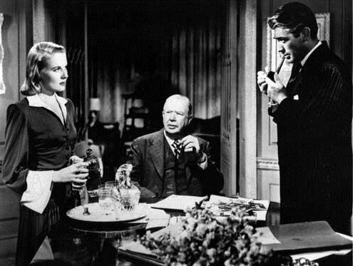 Le Procès Paradine : Photo Ann Todd, Charles Coburn, Gregory Peck