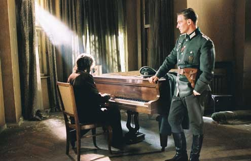 Le Pianiste : Photo Adrien Brody, Thomas Kretschmann