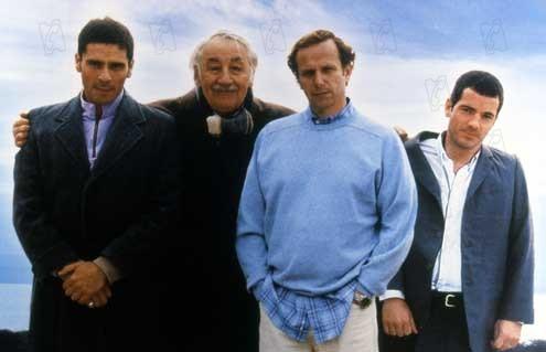 Père et fils : Photo Bruno Putzulu, Charles Berling, Michel Boujenah, Pascal Elbé, Philippe Noiret