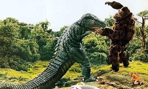 La Revanche de King Kong : Photo Ishirô Honda