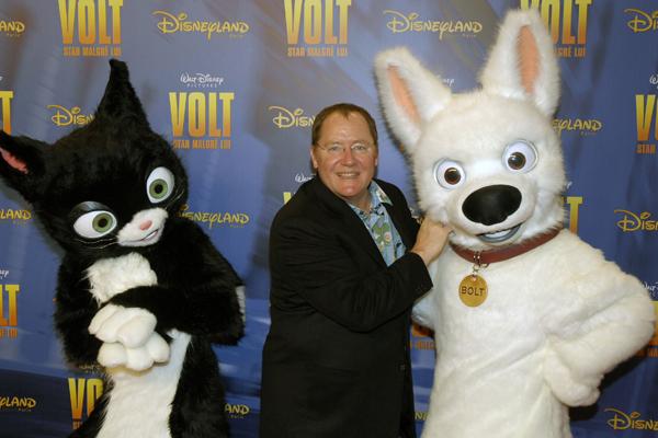 Volt, star malgré lui : Photo promotionnelle John Lasseter