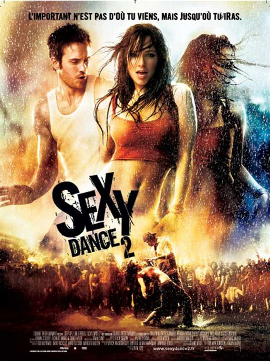 Sexy Dance 2 : affiche