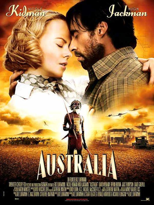 Australia : Affiche