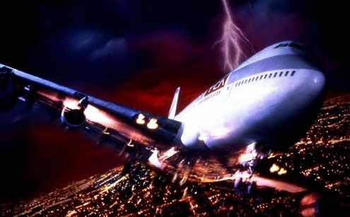 Turbulences à 30 000 pieds : Photo Robert Butler