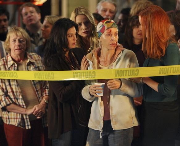 Desperate Housewives : Photo Felicity Huffman, Kathryn Joosten, Marcia Cross, Teri Hatcher