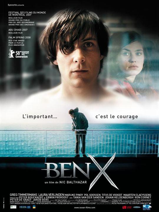 Ben X : Affiche