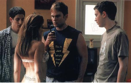 American Pie 2 : Photo Eddie Kaye Thomas, James B. Rogers, Jason Biggs, Seann William Scott