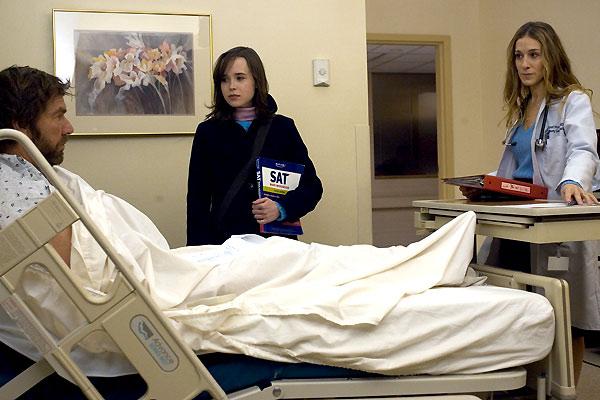 Smart People : Photo Dennis Quaid, Ellen Page, Sarah Jessica Parker