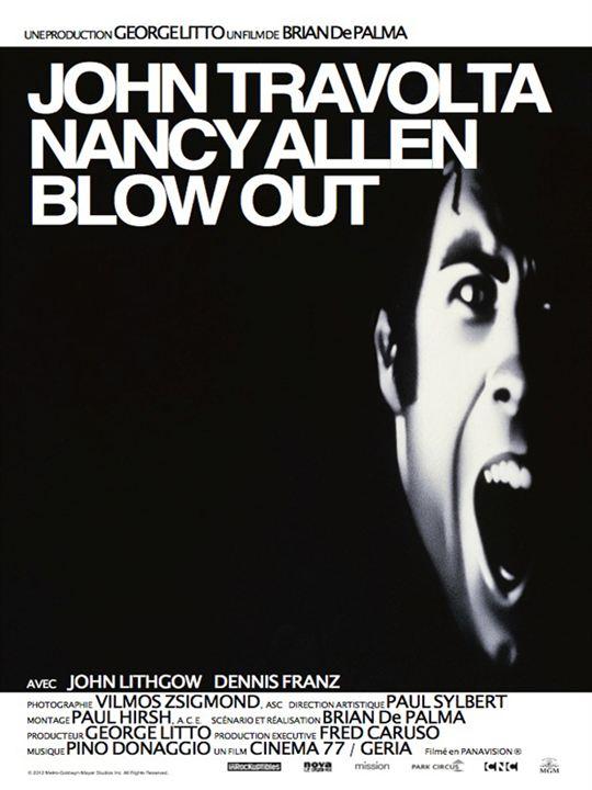 Blow Out : Affiche