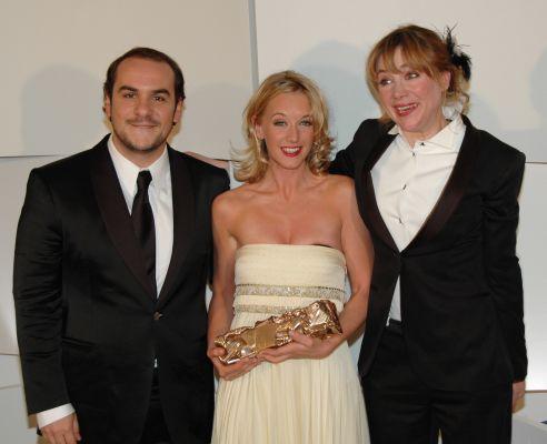 Photo François-Xavier Demaison, Julie Depardieu, Ludivine Sagnier