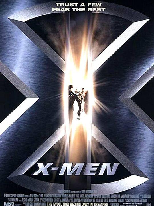 X-Men : Affiche