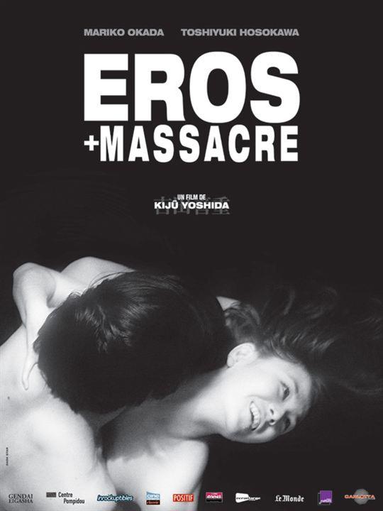 Eros + Massacre : Affiche