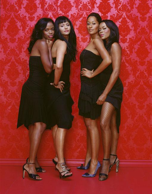 Girlfriends : Photo Golden Brooks, Jill Marie Jones, Persia White, Tracee Ellis Ross