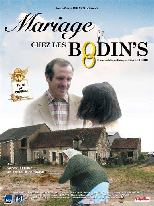 Mariage chez les Bodin's : affiche