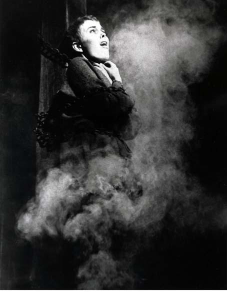 Sainte Jeanne : Photo Jean Seberg, Otto Preminger