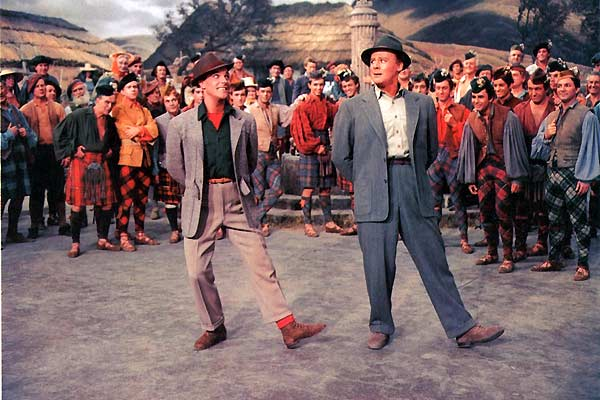 Brigadoon : Photo Gene Kelly, Van Johnson