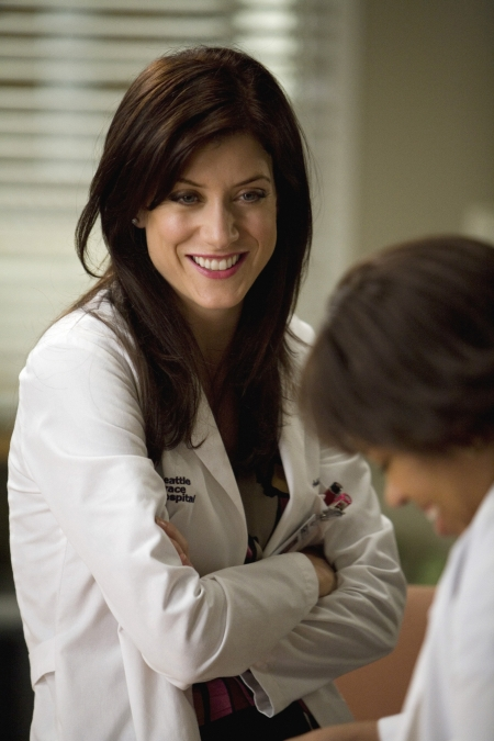 Grey's Anatomy : Photo Chandra Wilson, Kate Walsh