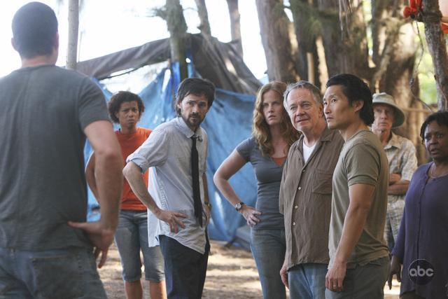 Lost, les disparus : Photo Daniel Dae Kim, Jeremy Davies, L. Scott Caldwell, Rebecca Mader, Sam Anderson