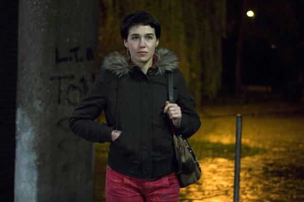 Le Silence de Lorna : Photo Arta Dobroshi, Jean-Pierre Dardenne, Luc Dardenne