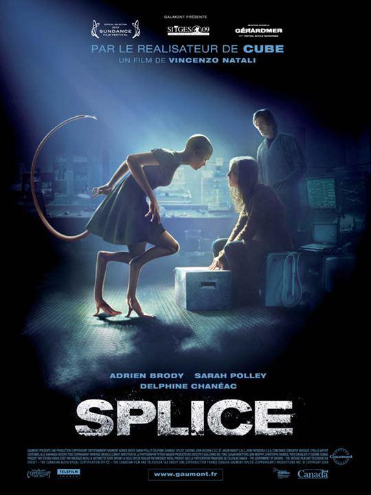 Splice : affiche