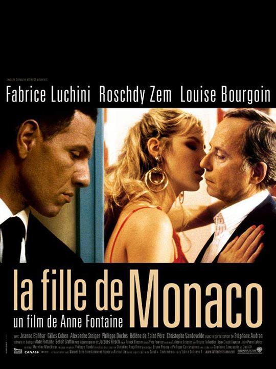 La Fille de Monaco : affiche
