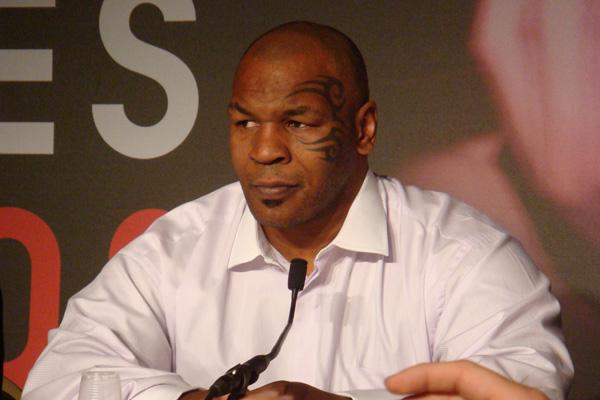 Tyson : Photo James Toback, Mike Tyson