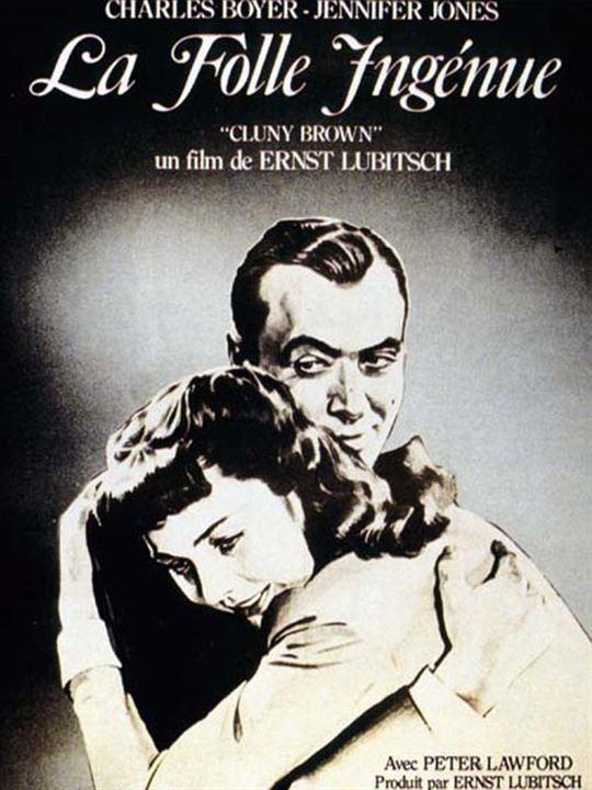 Cluny Brown (La Folle ingénue) : Affiche Charles Boyer, Jennifer Jones
