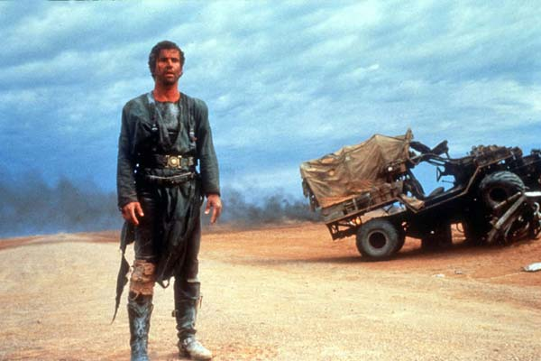 Mad Max au-delà du Dôme du Tonnerre : Photo George Ogilvie, Mel Gibson