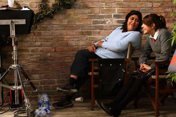 Le Journal intime de Georgia Nicholson : Photo Georgia Groome, Gurinder Chadha