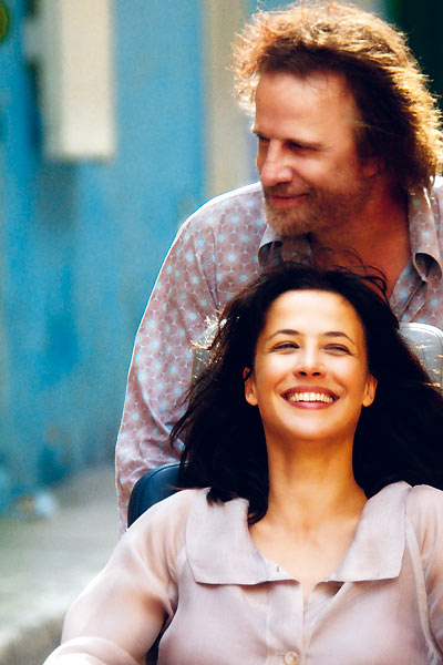 L'homme de chevet : Photo Alain Monne, Christophe Lambert, Sophie Marceau