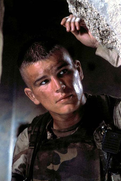 La Chute du faucon noir : Photo Josh Hartnett