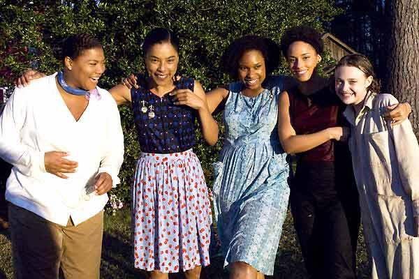 Le Secret de Lily Owens : Photo Alicia Keys, Dakota Fanning, Gina Prince-Bythewood, Jennifer Hudson, Queen Latifah