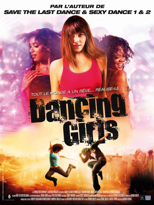 Dancing Girls : Affiche