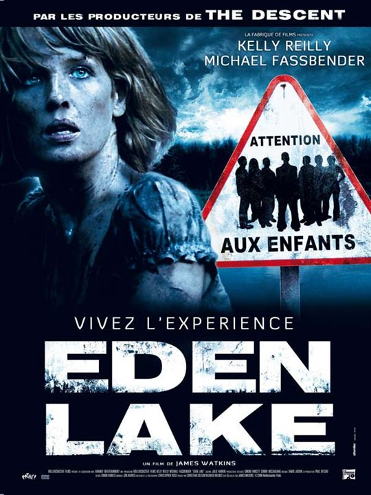 Eden Lake : Affiche James Watkins