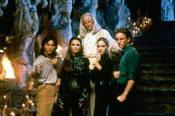 Mortal Kombat : Photo Bridgette Wilson, Christophe Lambert, Linden Ashby, Robin Shou, Talisa Soto