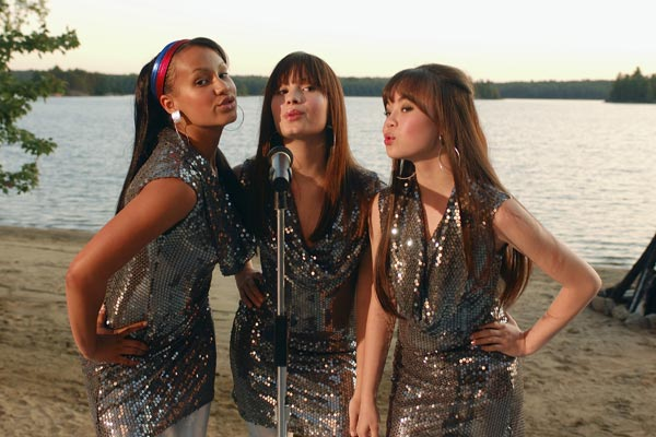 Camp Rock : Photo Anna Maria Perez de Tagle, Demi Lovato, Jasmine Richards, Matthew Diamond