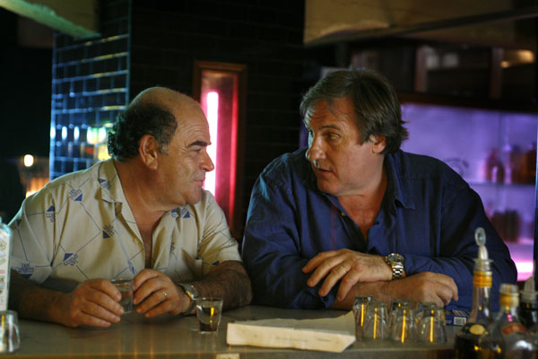 Hello Goodbye : Photo Gérard Depardieu, Graham Guit, Jean Benguigui