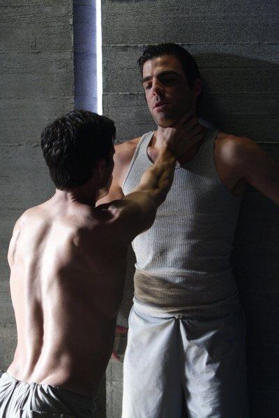 Heroes : Photo Milo Ventimiglia, Zachary Quinto