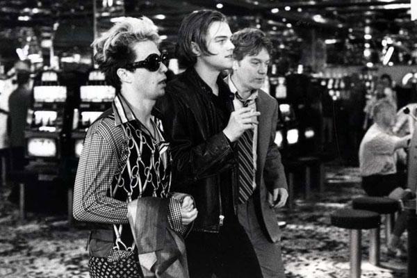 Celebrity : Photo Kenneth Branagh, Leonardo DiCaprio, Sam Rockwell, Woody Allen