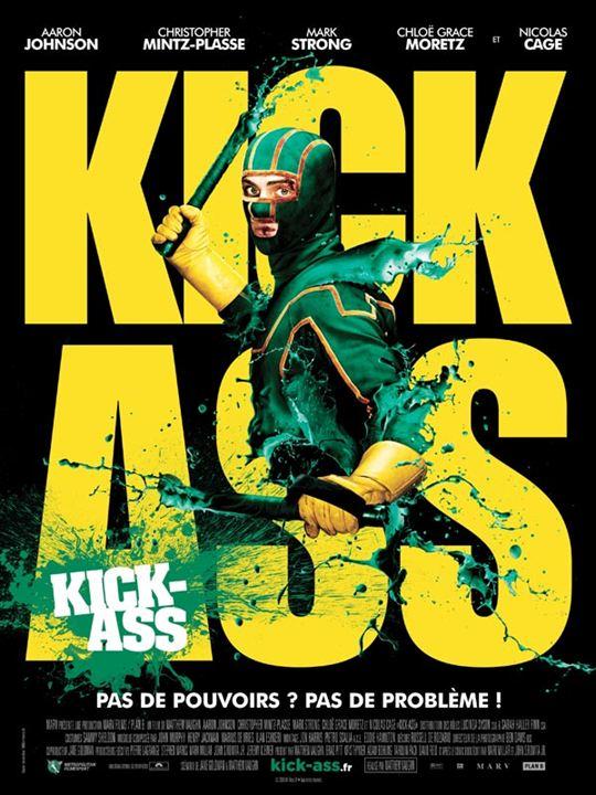 Kick-Ass : Affiche Matthew Vaughn