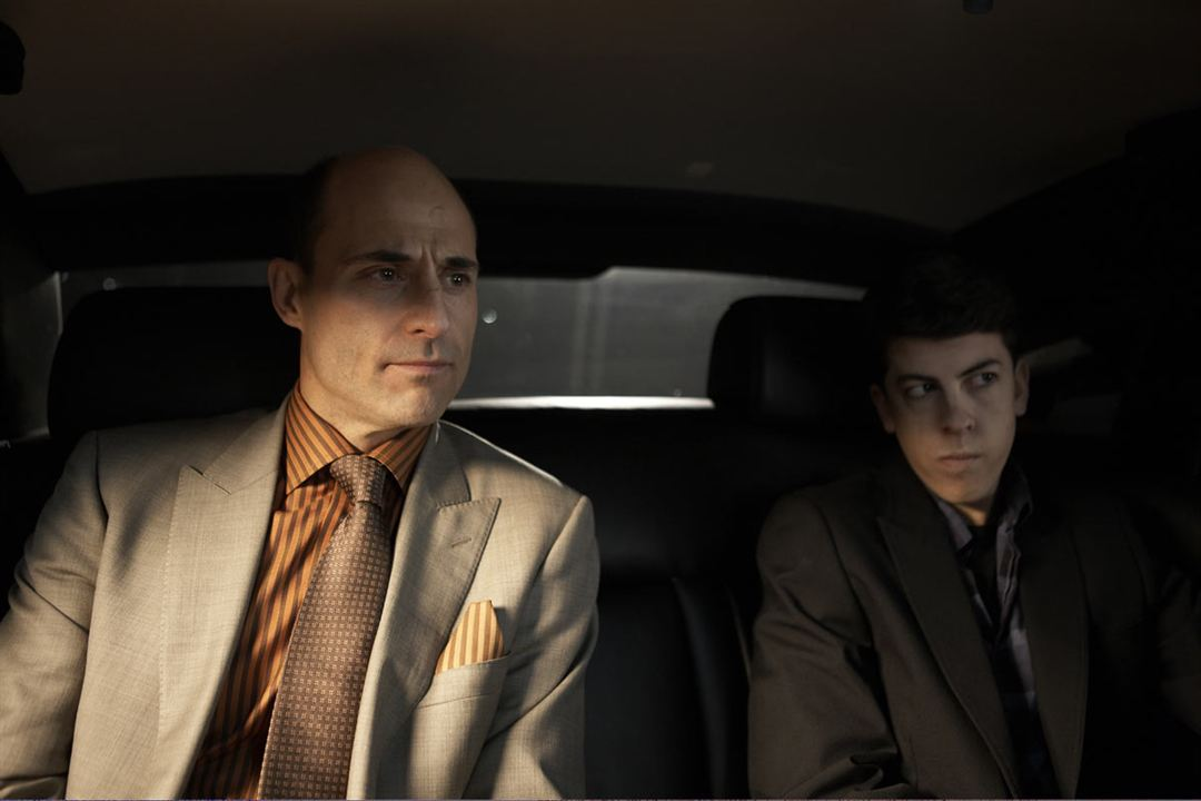 Kick-Ass : Photo Christopher Mintz-Plasse, Mark Strong, Matthew Vaughn