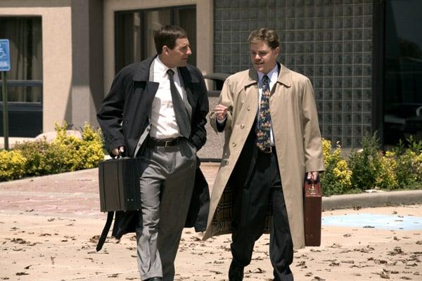 The Informant ! : Photo Matt Damon, Scott Bakula