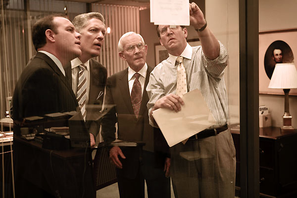 The Informant ! : Photo Clancy Brown, Joel McHale, Tom Smothers