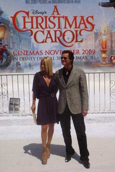 Le Drôle de Noël de Scrooge : Photo Jenny McCarthy, Jim Carrey